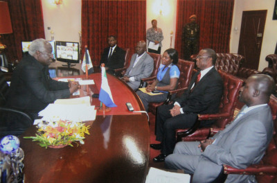Presentation to the People of Sierra Leone by the Ghana High Commission