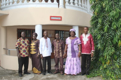 Local Staff of Ghana High Commission