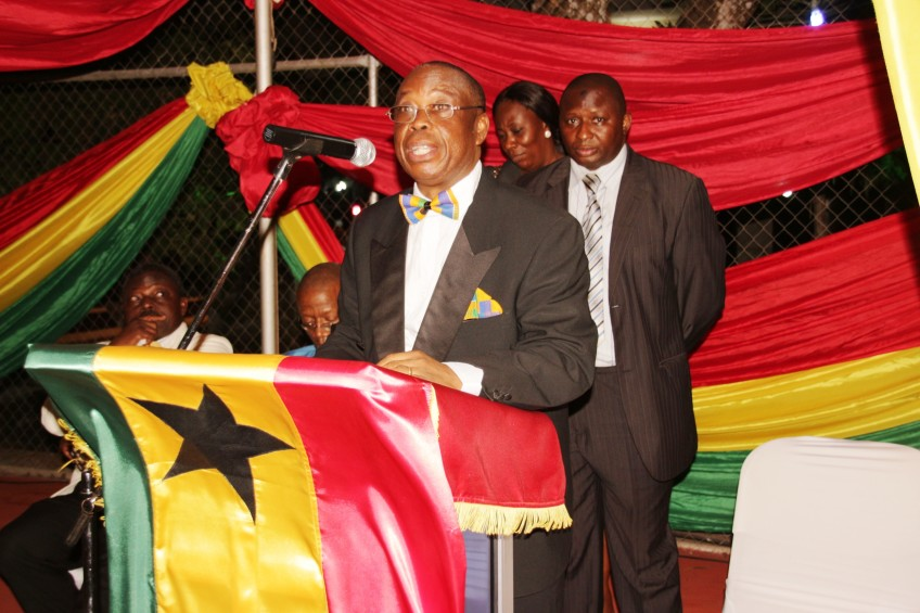 Ghana High Commission in Sierra Leone Celebrates Ghana's 59th Independence